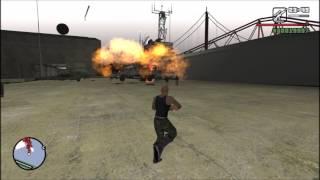 GTA Invasion - Миссия 16 - Захват танкера