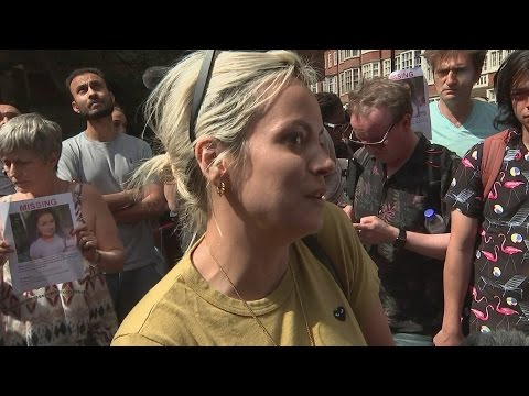 Grenfell Tower fire: Lily Allen breaks down describing disaster