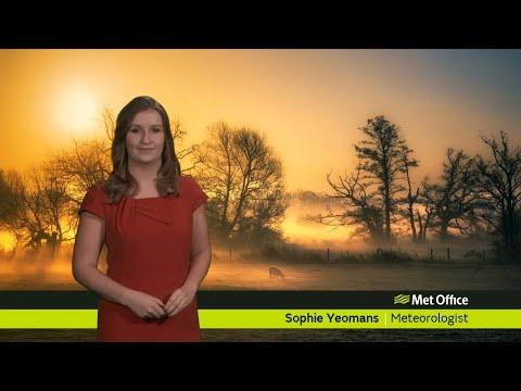 Saturday morning forecast 23/02/19