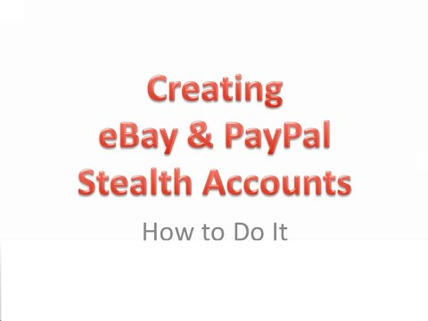 Do you have to link paypal with ebay