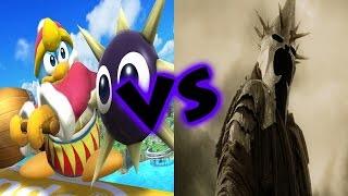 BFME2: Edain Mod - 1 Hour Epic - RuudDevil vs. Witch King!!