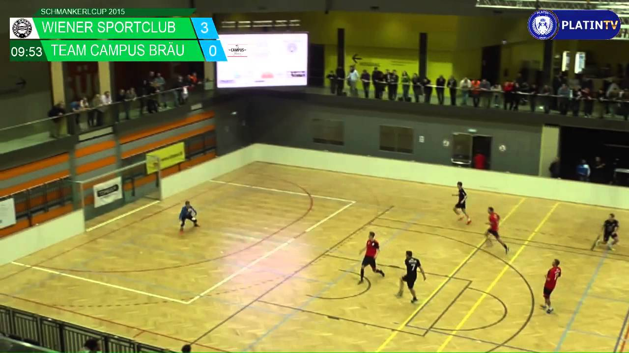 Highlight Wiener Sportclub Team Campus Bräu Am 27122015 1738