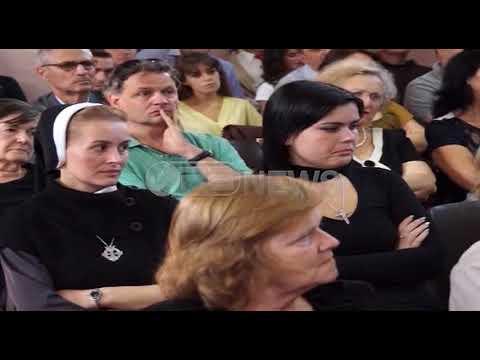 Ora News – Shkodër, përkujtohet At Zef Pllumi, në 10-vjetorin e vdekjes botohen 8 vepra të plota