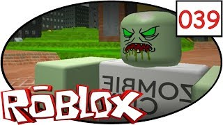 ROBLOX [039] Zombie Rush | Lets play | deutsch | german