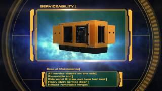 видео Дизельные генераторы – эффективно и надежно