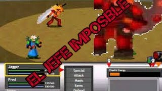 EL JEFE IMPOSIBLE (Champions of chaos) #2