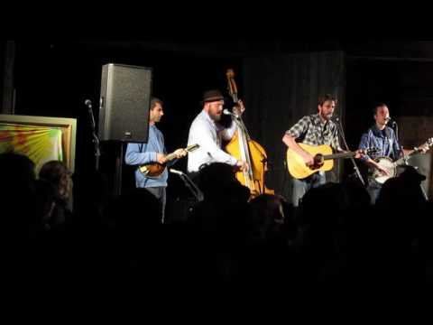 The Unseen Strangers - New Railroad Blues / Ice Jam (Full Circle Festival, 20 June 2015)