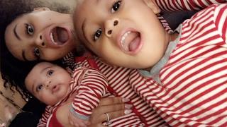 Blac Chyna | Snapchat Videos | February 4th 2017 | ft Dream Kardashian