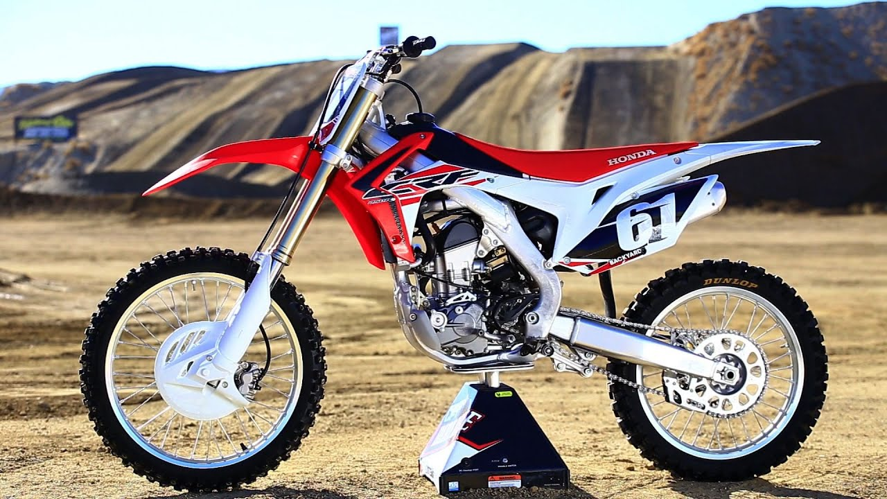 Suzuki R Dirt Bike