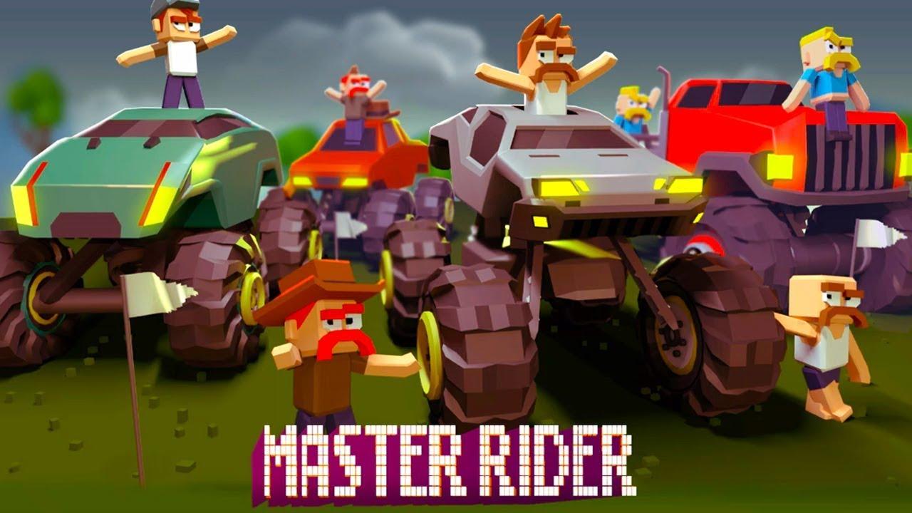 Master Rider Android Gameplay u1d34u1d30