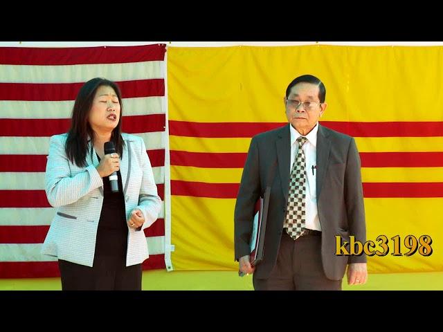Thượng Nghị Sĩ JENET NGUYỄN  Trình Bày DỰ LUẬT SB 895 Tại  Sanjose ngay22 4 2018