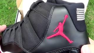 Обзор кроссовок Air Jordan 11 retro(Обзор кроссовок Air Jordan 11 retro Купить можно здесь - http://ilikenike.com/product/airjordanretrobr/ Air Jordan XI неповторимы по своему..., 2013-12-21T09:30:05.000Z)
