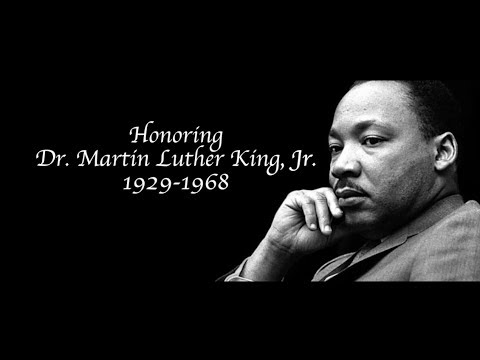 Martin Luther King Jr Day 2020 Youtube