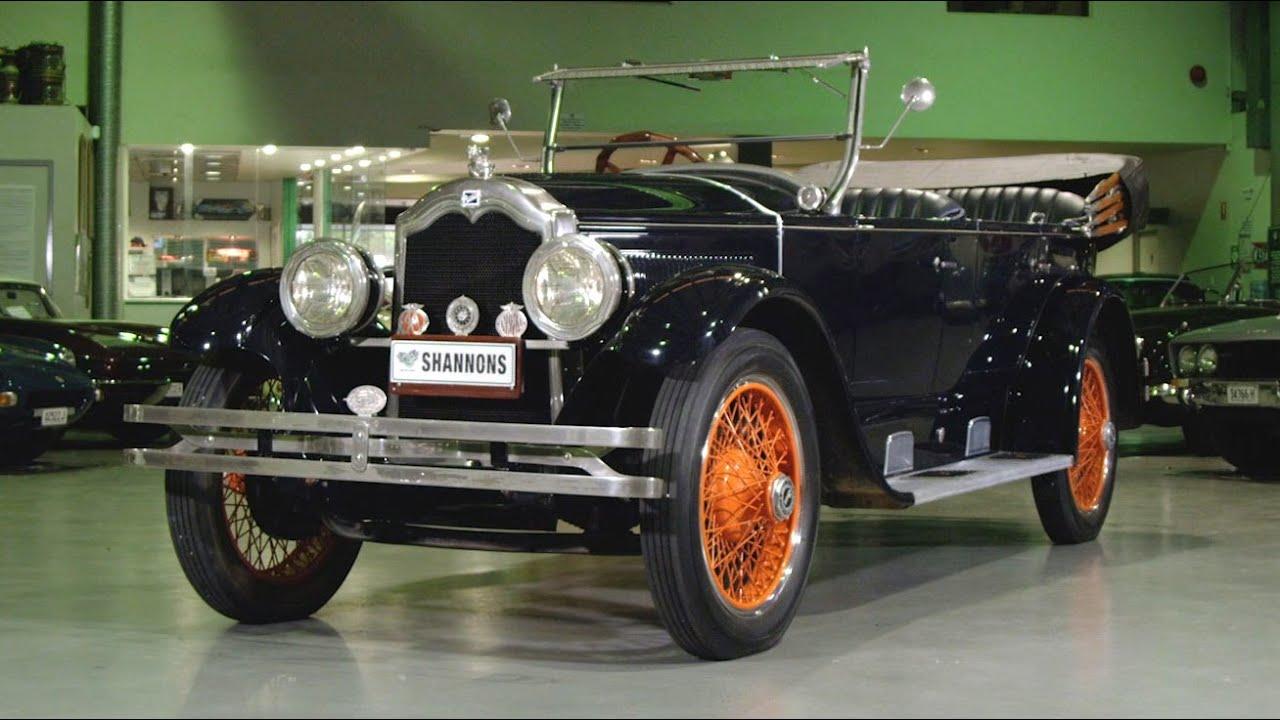 1924 Buick Master 6 '7-Passenger' Tourer - 2020 Shannons Autumn Timed Online Auction