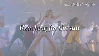 Reaching for the sun - Lyrics || Backstage Season 2