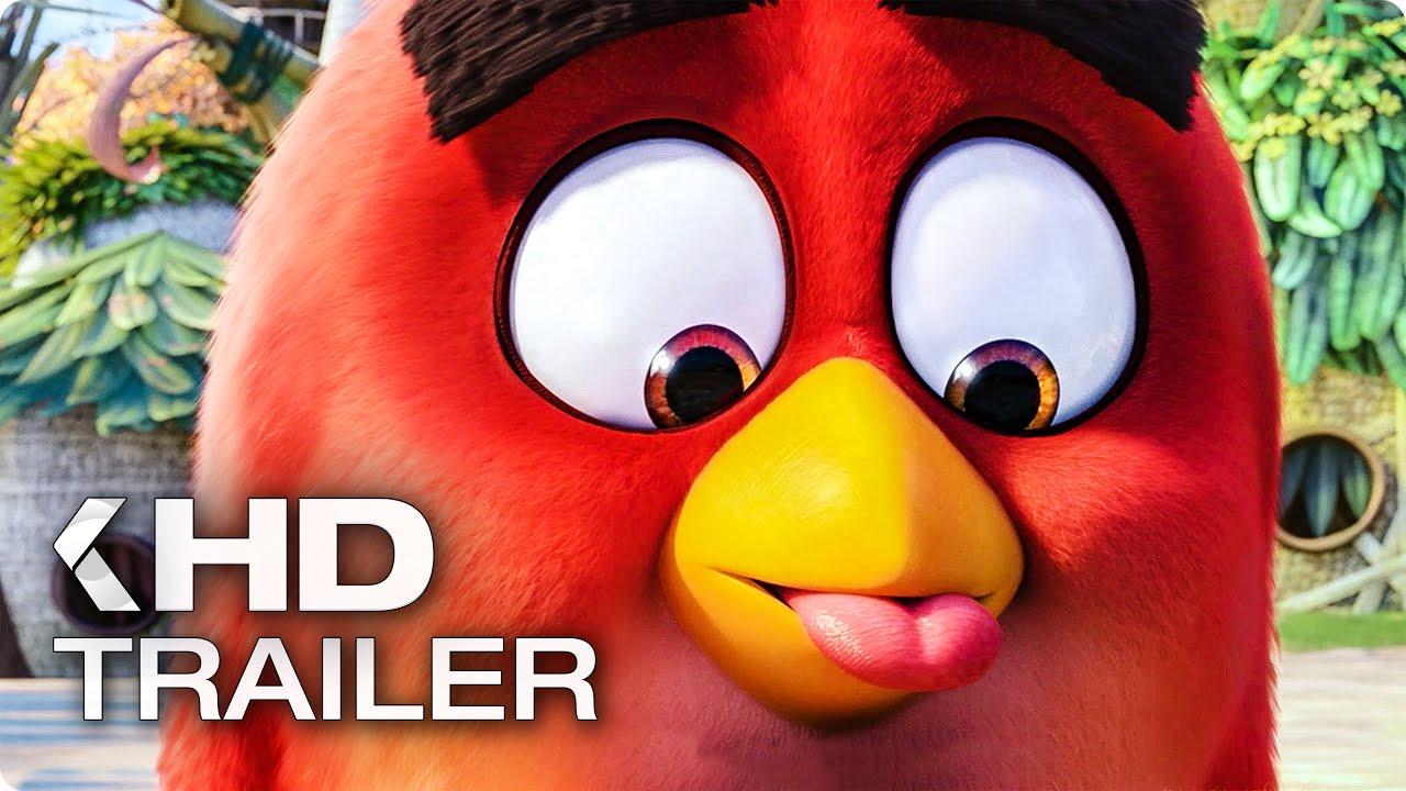 ANGRY BIRDS Exklusiv Movie Trailer German Deutsch (2016 ...