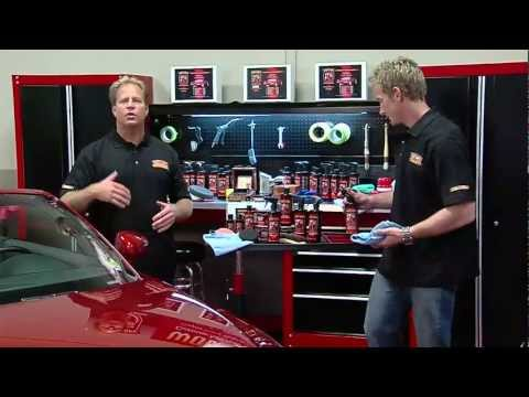 Mike Phillips & Bruno Massel -  How to detail your car with Wolfgang