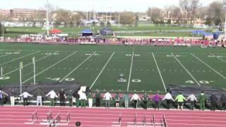 oshkosh lourdes high school track meet.mp4