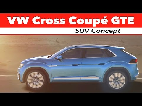 Volkswagen Cross Coupé GTE - Official Trailer