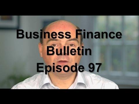 Business Finance Bulletin Epsd 97: Overdrafts, Shawbrook, Apple Payments, ABN Amro
