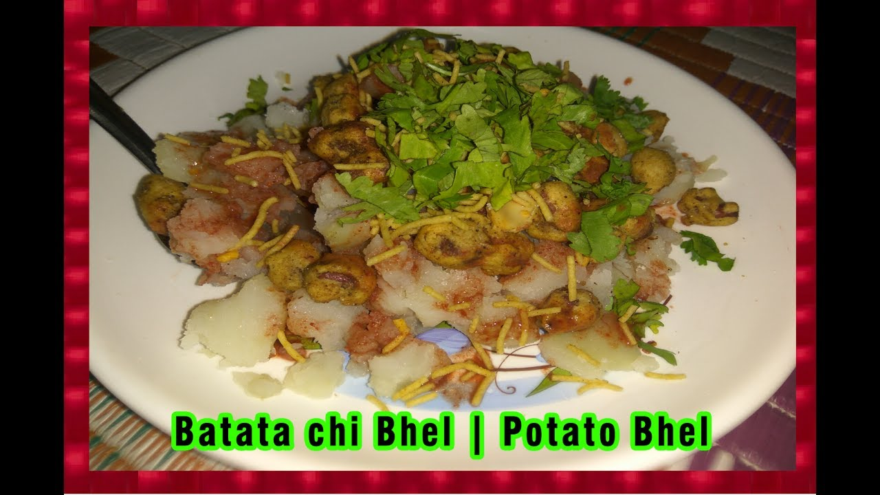 Easy chat potato recipes