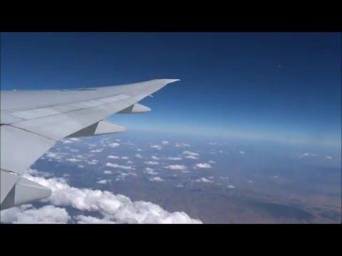 Air Austral B777-Roland Garros Saint-Denis To CDG-Economy- FULL FLIGHT