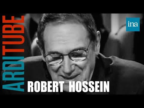 Suite de l'interview biographie de Robert Hossein - Archive INA
