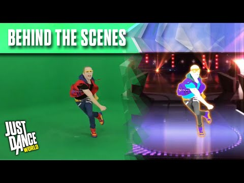 just-dance-side-by-side-comparison-|-moves-like-jagger---maroon-5-|-behind-the-scenes