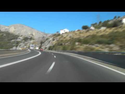 Croatia: Split-Dugopolje-motorway A1