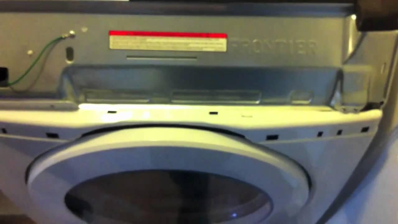 take apart samsung dryer samsung dryer repair help [ 1280 x 720 Pixel ]