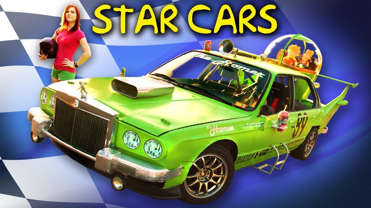 24 Hours Of Lemons >> STAR CARS- 'The Homer' Simpsons Race Car for LeMons (Ep. 14) - YouTube
