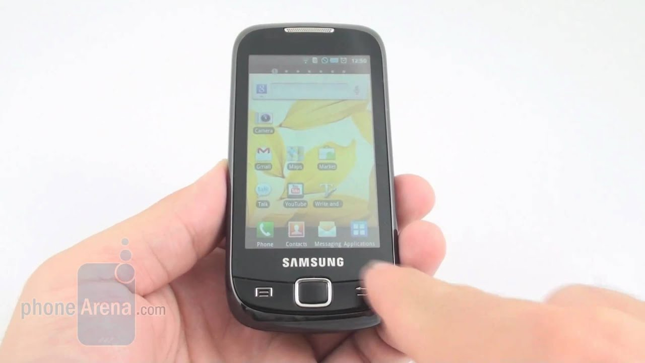 samsung i5510 galaxy 551 review youtube rh youtube com Verizon Samsung Flip Phone Manual Samsung Manual PDF
