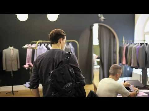 Alex Cunha fashion film