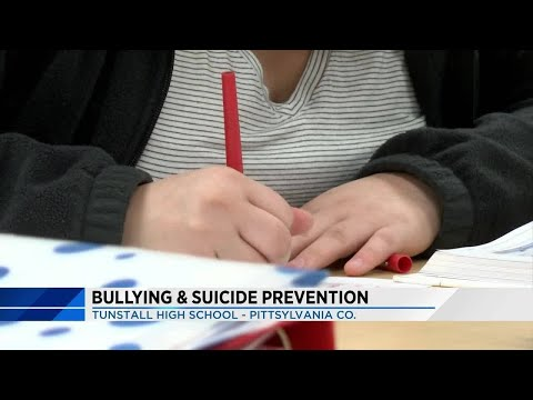 Tunstall High School begins suicide-prevention training in wake of student suicides