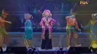 Anita Sarawak  - AYAM DEN LAPEH (Live In Concert 2002)