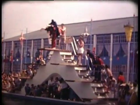 Holiday Cine Film Butlins Bognor Regis 1961
