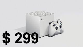 엑스박스 시리즈 S 가격과 스펙 공개! PS5를 압박하…