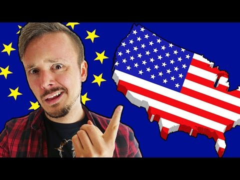 Thumbnail: 15 American Things Europeans Find Weird | Get Germanized