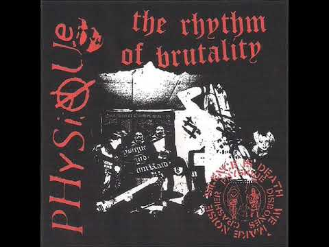 """Physique - The Rhythm of Brutality 10"""" (2019)"""