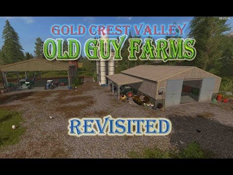 FS17 Testing GCV Old Guy Farms with Seasons