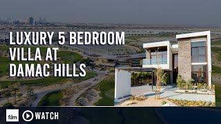 Luxury 5 Bedroom Villa at Damac Hills, Dubai