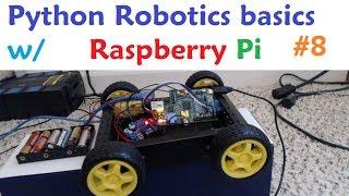 raspberry pi with python for robotics 8 remote control car driving