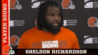 Sheldon Richardson: Myles is a freak of nature | Player Sound