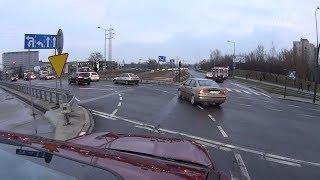 Jedź bezpiecznie odc. 726 (Trudne skrzyżowania w Oświęcimiu i Krakowie)