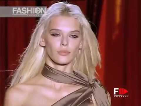 ELIE SAAB Haute Couture Fall 2003 2004 - Fashion Channel