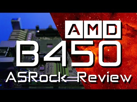 AMD B450 Motherboards are HERE! ASRock Gaming ITX/AC Review