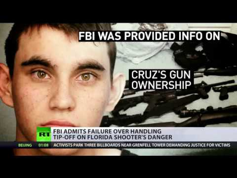 FBI & police knew the Florida shooter posed a threat, but 'protocol wasn't followed'