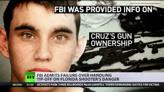 FBI & police knew the Florida shooter posed a threat, but 'protocol wasnt followed'