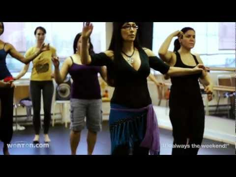Belly Dance Classes in Vancouver - Wonton