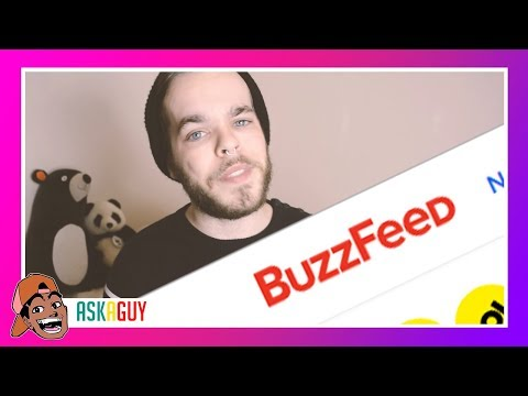 Download Youtube: #AskAGuy : Work For Buzzfeed & Be Racist